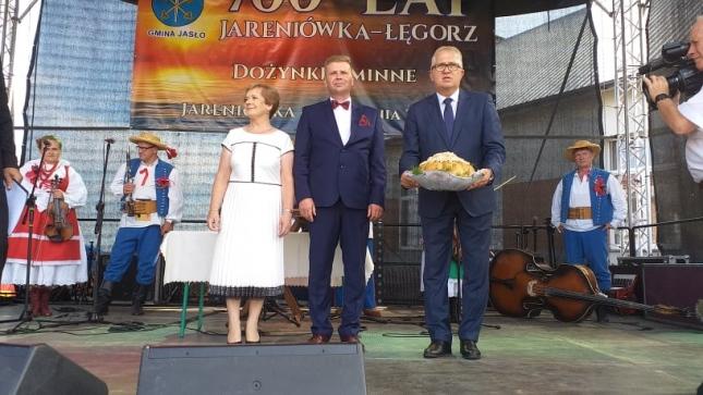 Za nami dożynki gminy Jasło. Gwiazdą wieczoru Top Girls
