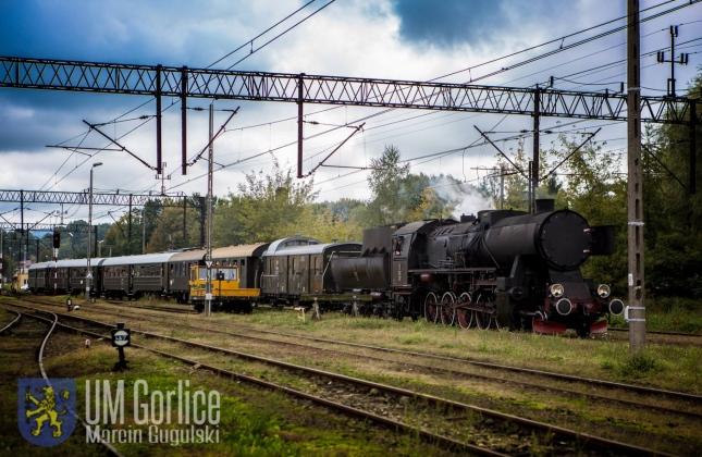 Pociąg retro ponownie zawita do Gorlic