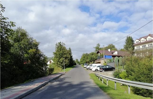 Ulica Widokowa w Lesku będzie przebudowana
