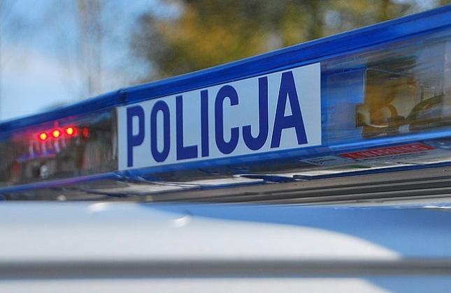 2-latka potrącona w Jaśle